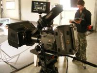 Prise de vue HD (panavision)